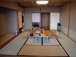 日昇館の客室