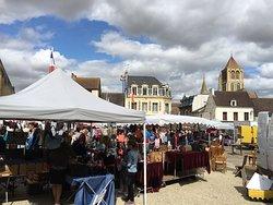 Marché de Saint-Pierre-sur-Dives