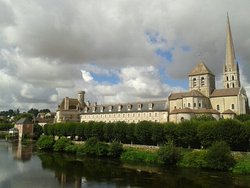 Abbey of Saint-Savin