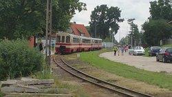 Żuławska Kolej Dojazdowa - Narrow Gauge Railway
