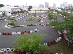 City Kart Racing Circuit Makati