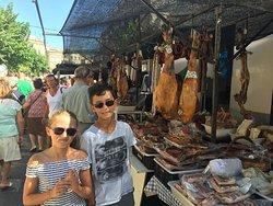 Mercado semanal