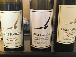 Eagle Harbor Wine Co. Tasting Room