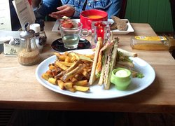 Guusjes Club Sandwich