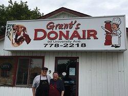 Grants Donair 2