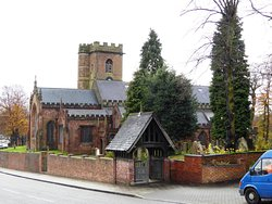 "St Mary's Parish Church ""The Cathedral Of The Industrial Revolution"""