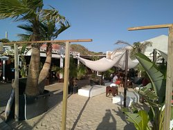 Restaurante Las Dunas Chiringuito Rota