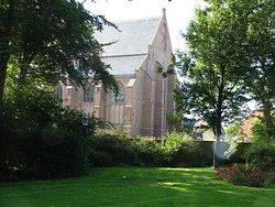 De Hervormde Kerk van Den Burg Texel uit 1452