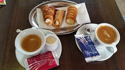 Cafe Trieste