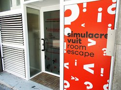 Simulacre Vuit Room Escape