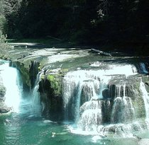 Lewis River Lower Falls