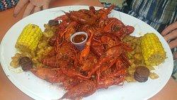 Arkansas Best Seafood Garden