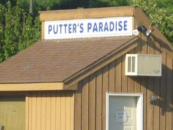 Putter's Paradise Mini Golf