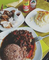 One Love Caribbean Restaurant & Take Away