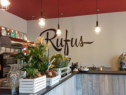 RUFUS rhythm & burger