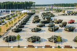 Military Patriotic Park  of Culture and Recreation of the Armed Forces of the Russian Federation Patriot