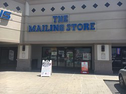 The Mailing Store