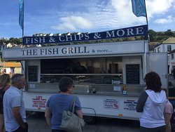 The Fish Grill & More