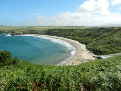 Porthor Beach (Whistling Sands)