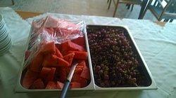 représentent même pas la gréce et sait les seul fruit et dessert du midi