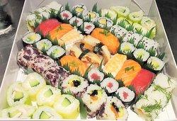 Kiosque à Sushi