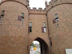 Sabelspoort of Eusebiuspoort uit 1357