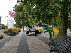 infocentrum slag om Arnhem