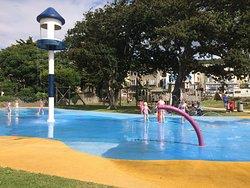 Water adventure park