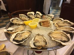 Biggest, tastiest oysters on the halfshell, in the WORLD!