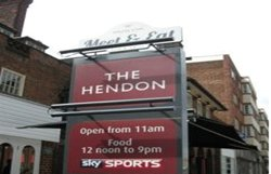 Image The Hendon in London
