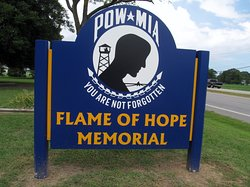 ‪Flame of Hope Memorial‬