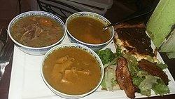 An Chodyè la, la kaz a soupe