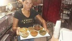 An Chodye la, la kaz a soupe