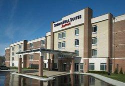 SpringHill Suites Detroit Metro Airport Romulus