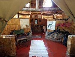 Amazing Camp in Ruaha