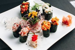 Soy Seafood & Sushi Bar