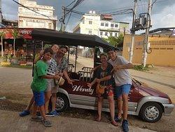Discover Battambang with Samol Tuk-Tuk & Motorbike Tours