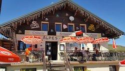 Hotel des Alpes Bar Restaurant