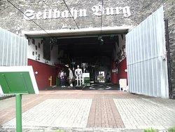 Seilbahn Burg