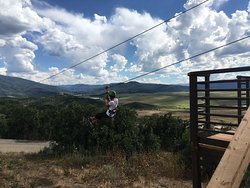 Steamboat Zipline Adventures