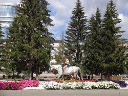 Sovetskoi Armii Square