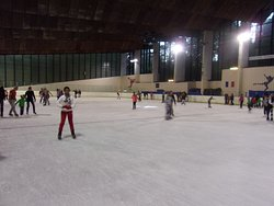 patinoire CREPS