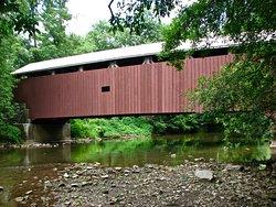 Zooks Mill Covered Bridge