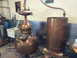 The Hardware Distillery Co.