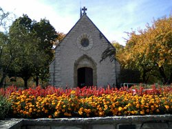 St. Joan of Arc Chapel