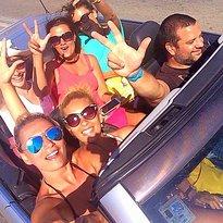 Belgrade Cabrio Experience