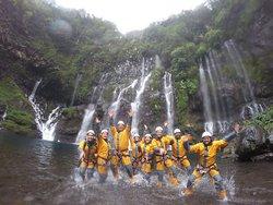 Alpanes Canyoning Reunion
