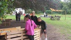 Jeux en bois pour jouer en famille