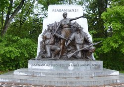 State of Alabama Monument