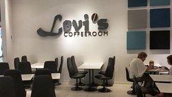 Levis coffeeroom